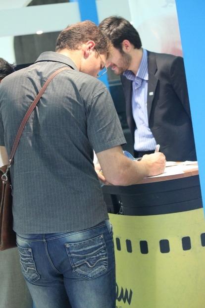 حضور مرکز مستند سفیر در ششمین نمایشگاه رسانه های دیجیتال