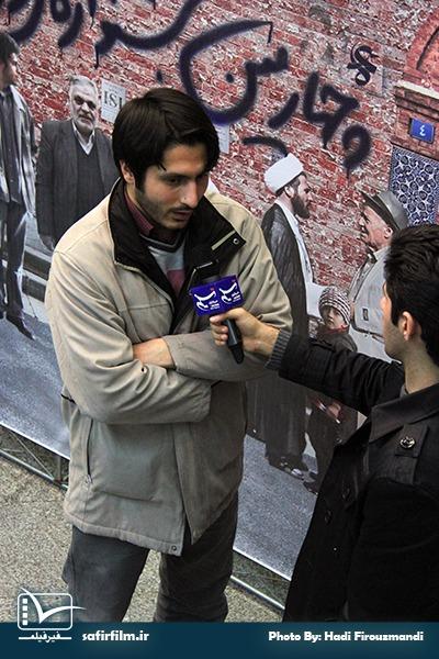 مصاحبه محمدصادق باطنی، کارگردان مستند «او با ما» با خبرگزاری تسنیم