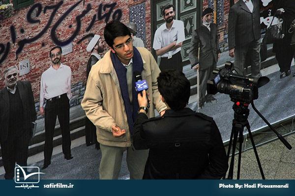 مصاحبه سیدمهدی کرباسی، تهیه کننده مستند «کدام انحراف؟» با خبرگزاری تسنیم