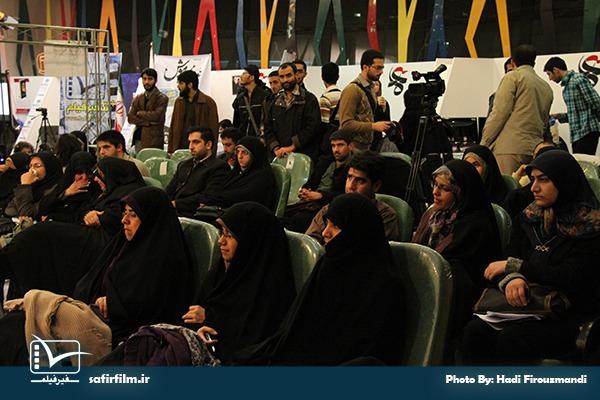 نشست نقد و بررسی مستند «کدام انحراف؟» در جشنواره عمار