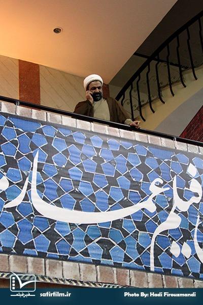 حضور حجت الاسلام رسایی در ششمین روز از جشنواره مردمی فیلم عمار