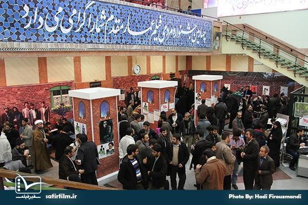 حاشیه های روز ششم جشنواره مردمی فیلم عمار