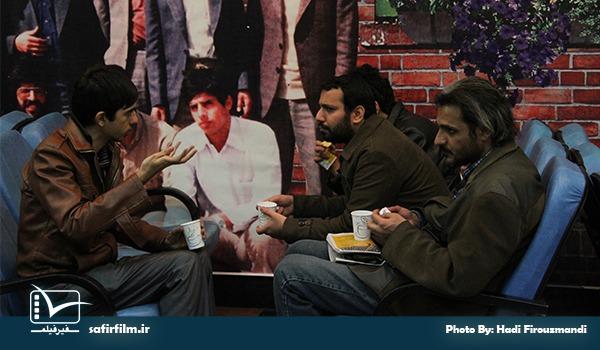 حاشیه های اکران مستند «او با ما» در روز سوم جشنواره مردمی فیلم عمار