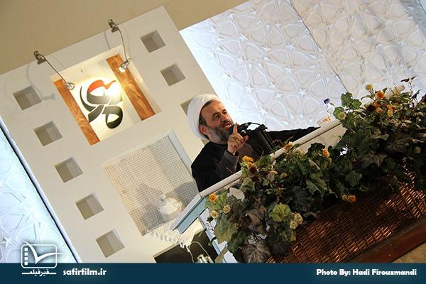 سخنرانی حجت السلام پناهیان در روز هفتم جشنواره مردمی فیلم عمار
